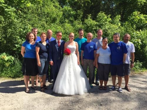 Hochzeit Aline + Lukas 05.06.2019