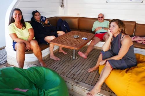 Peter & Susanne, Markus, Anne, Karin