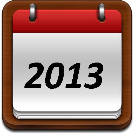 Anlässe 2013