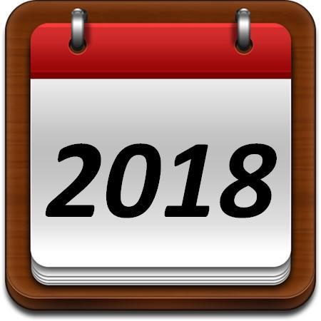 Anlässe 2018